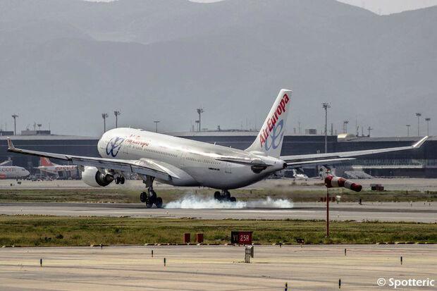 Ahorra tiempo con el nuevo hub de Air Europa