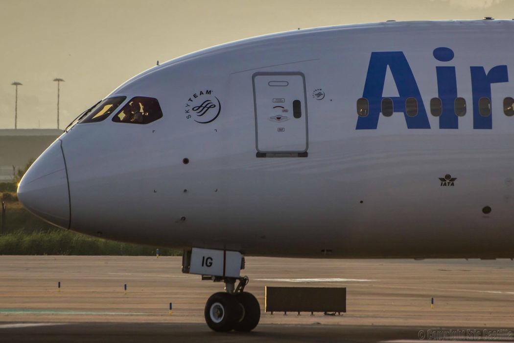 Air Europa incorpora el nuevo B787 Dreamliner
